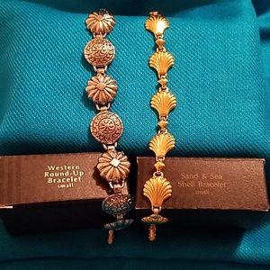 2 Vintage Avon Bracelets